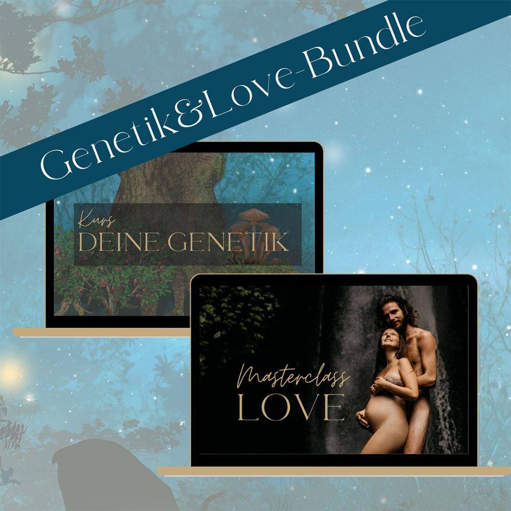 Selbstentdeckung Human Design Bundle Kurs Genetik & Love Masterclass