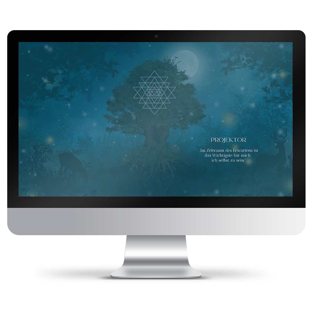 Download Human Design Typ Projektor Hintergründe Desktop