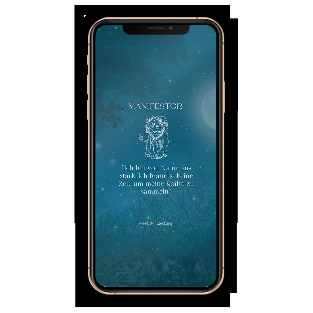 Download Human Design Typ Manifestor Hintergründe Mobil