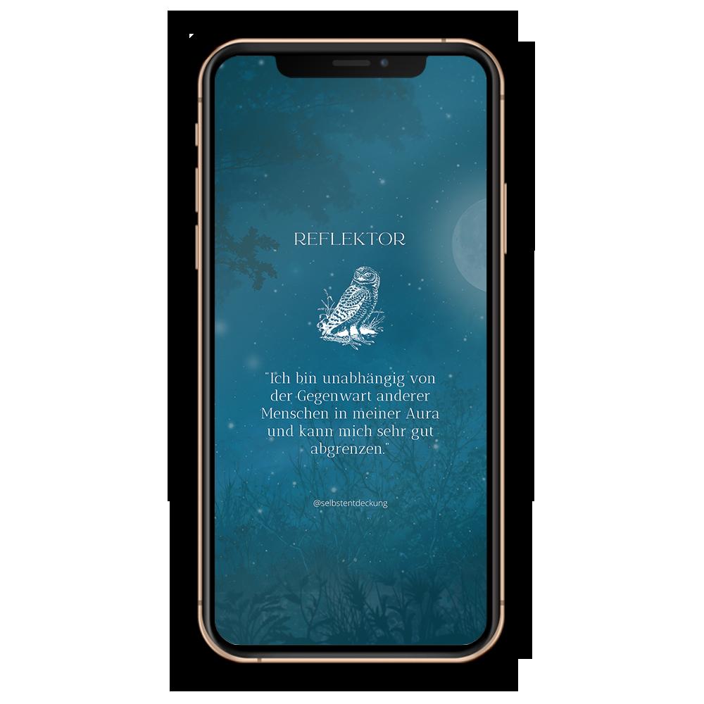 Download Human Design Typ Reflektor Hintergründe Mobil